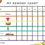 8 Of The Best Free Printable Kids Chore Charts ~ The Organizer Uk   Free Printable Charts For Kids