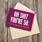 92+ Funny 50Th Birthday Cards For Him   Happy 50Th Birthday Cards   Free Printable 50Th Birthday Cards Funny