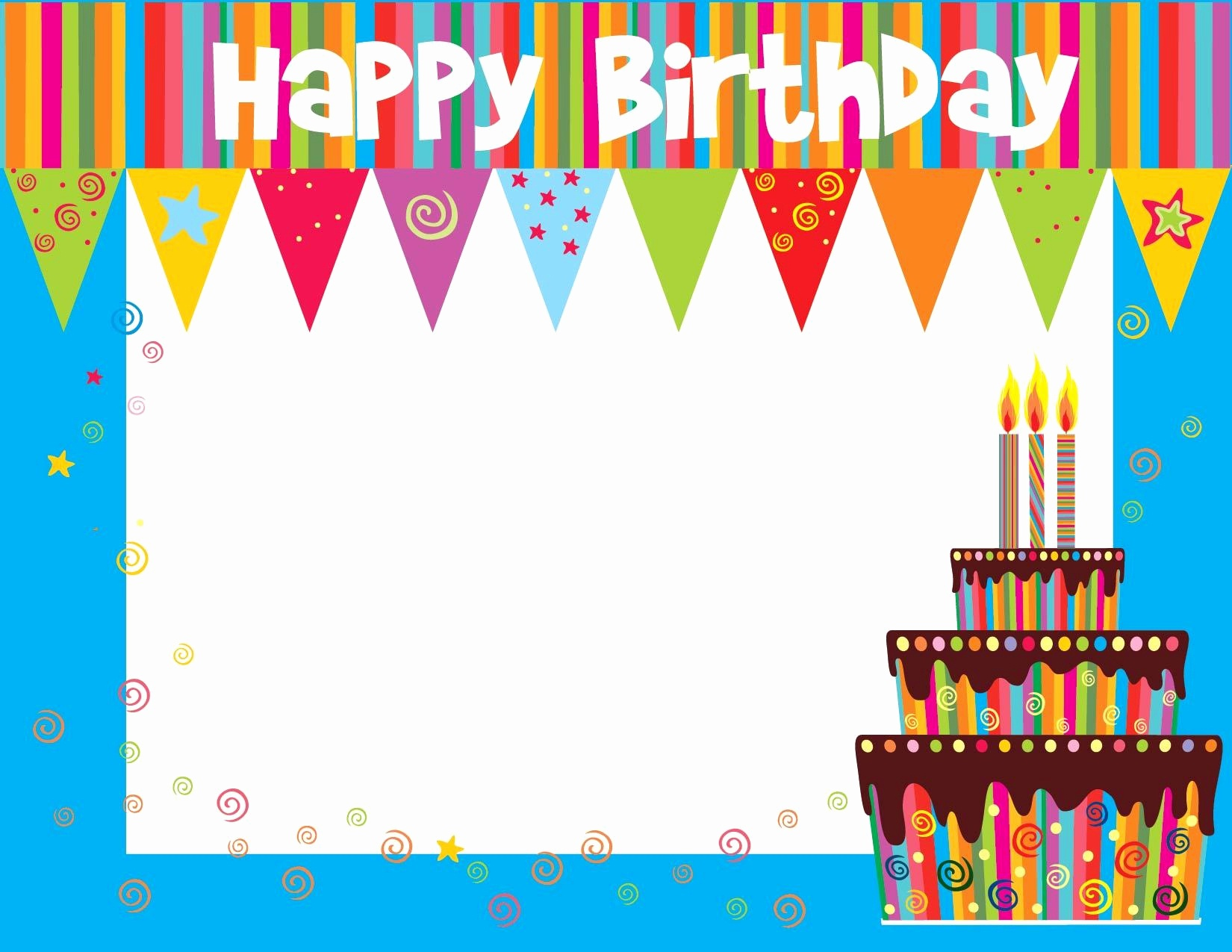 93+ Birthday Card With Photo Upload Free - Share A Greeting Card For - Free Online Printable Birthday Cards