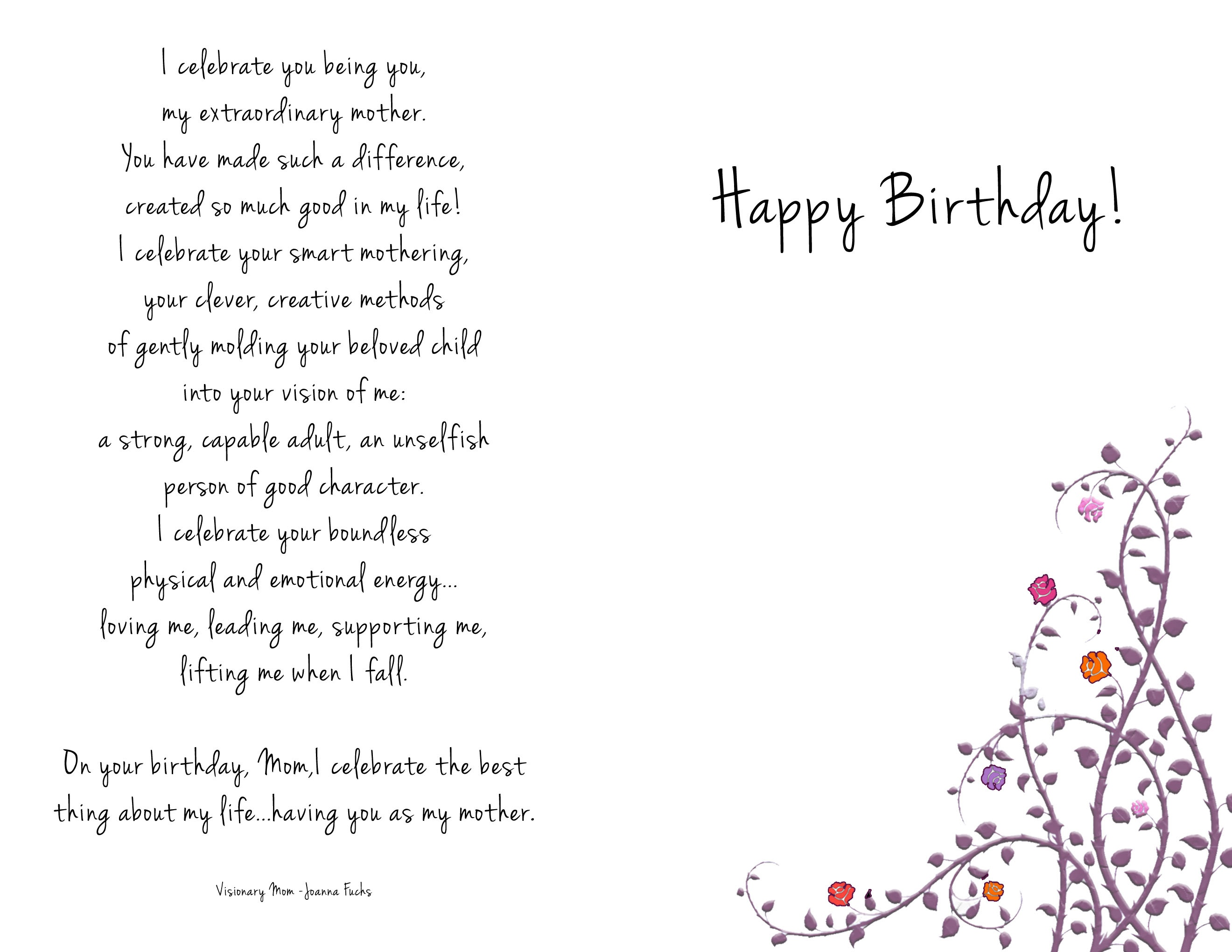 97+ E Birthday Cards For Mom - Free Birthday Ecard For Mom Trump - Free Online Funny Birthday Cards Printable