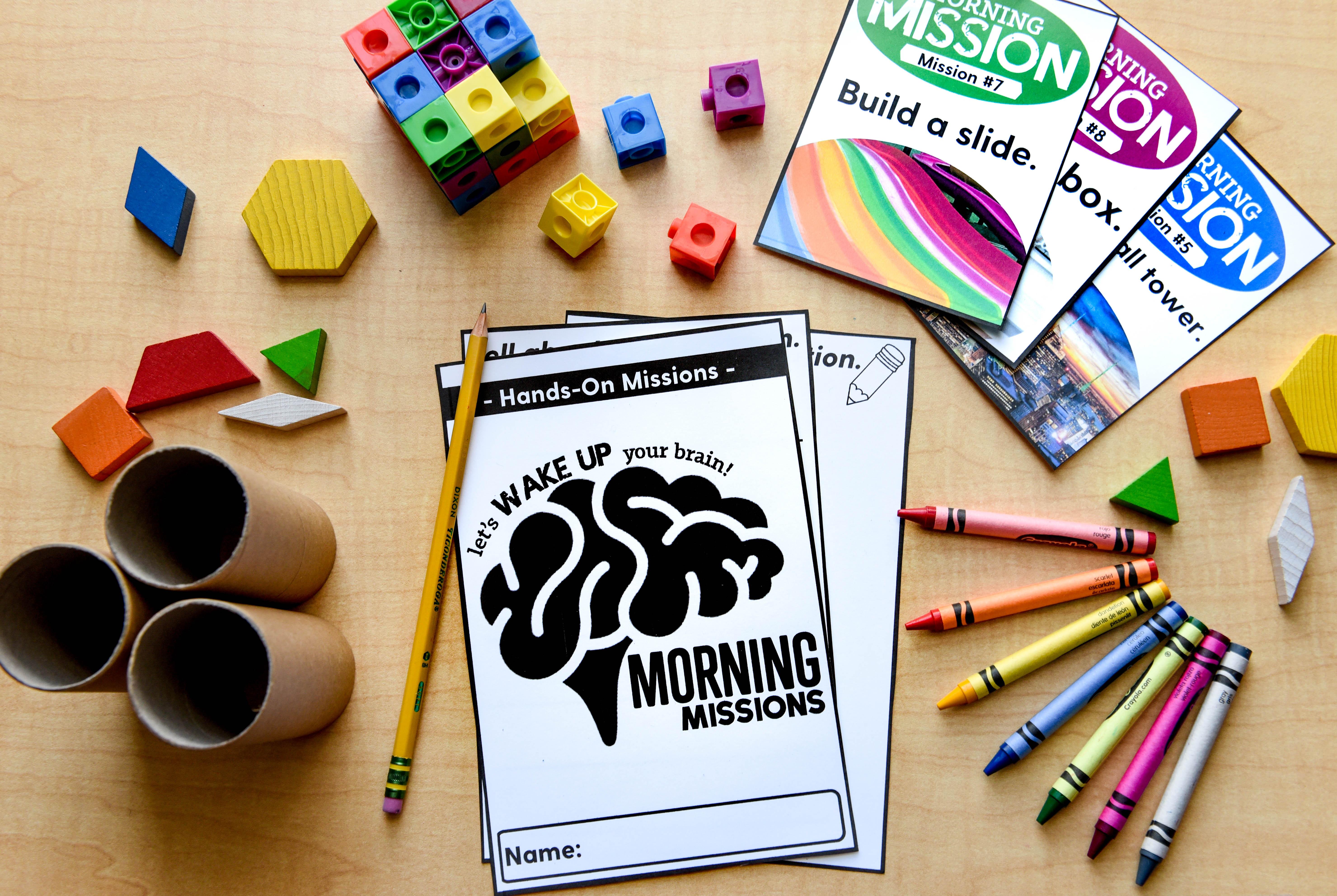 A Stress-Free Morning Work Alternative – Lyndsey Kuster - Free Printable 4Th Grade Morning Work