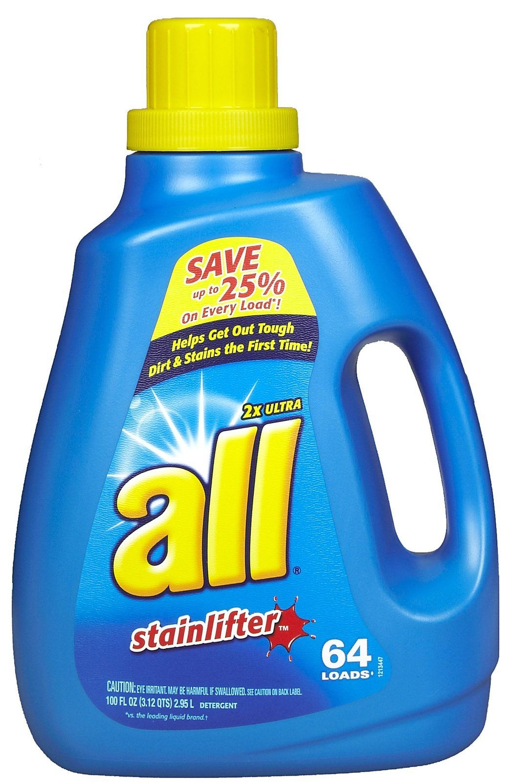 """All Stainlifter Liquid Laundry Detergent - """"all"""" I Have Used For As - Free All Detergent Printable Coupons"""