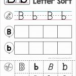 Alphabet Phonics Letter Of The Week B | Preschool | Preschool Letter   Free Printable Alphabet Letters Upper And Lower Case