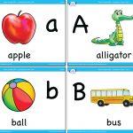 Alphabet Vocabulary Flashcards   Set 1   Super Simple   Free Printable Vocabulary Flashcards