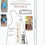 American Girl Or 18 Inch #dolls #summer Top #diy W/free #patterns   Free Printable Doll Clothes Patterns For 18 Inch Dolls