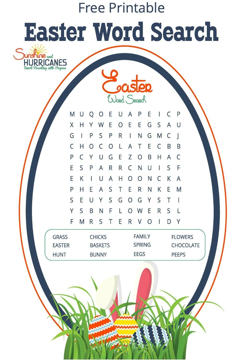 An Easter Word Search Puzzle | Easter Crafts | Easter Crossword - Free Printable Religious Easter Word Searches