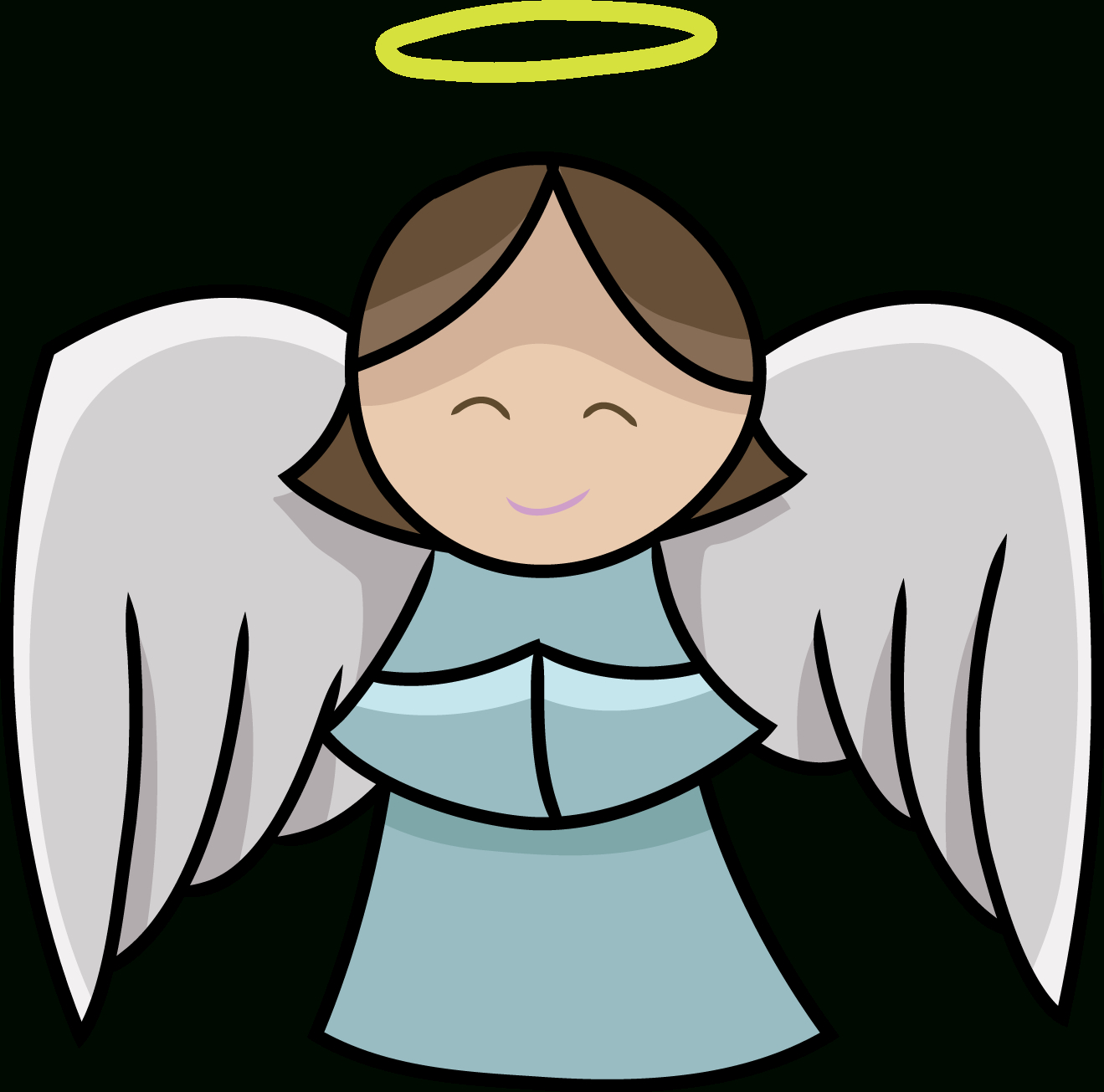 Angel Clip Art Free Printable | Clipart Panda - Free Clipart Images - Free Printable Pictures Of Angels