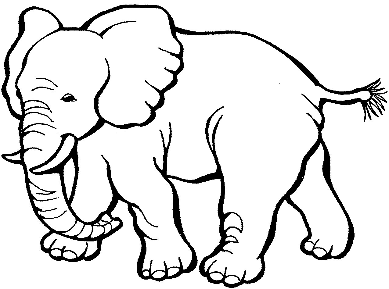 Animal Coloring Pages | Free Download Best Animal Coloring Pages On - Free Printable Animal Coloring Pages