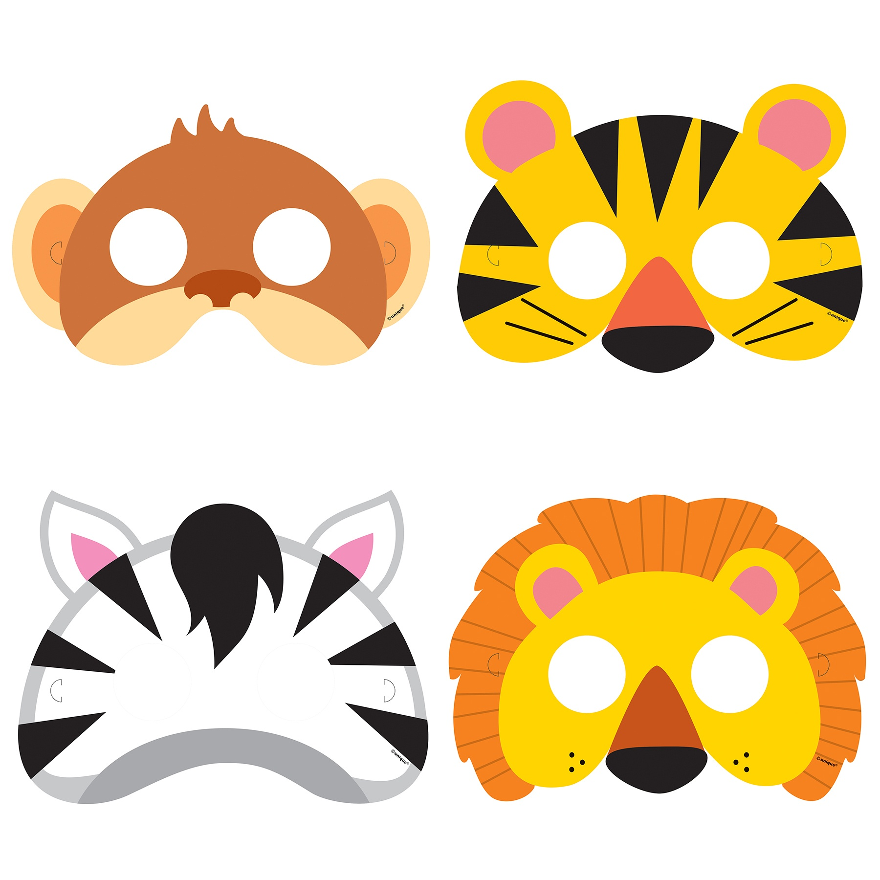 Animal Mask Clipart | Free Download Best Animal Mask Clipart On - Free Printable Lion Mask