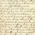 Antique Images: Free Background Paper: Handwritten Page From Journal   Free Printable Background Pages