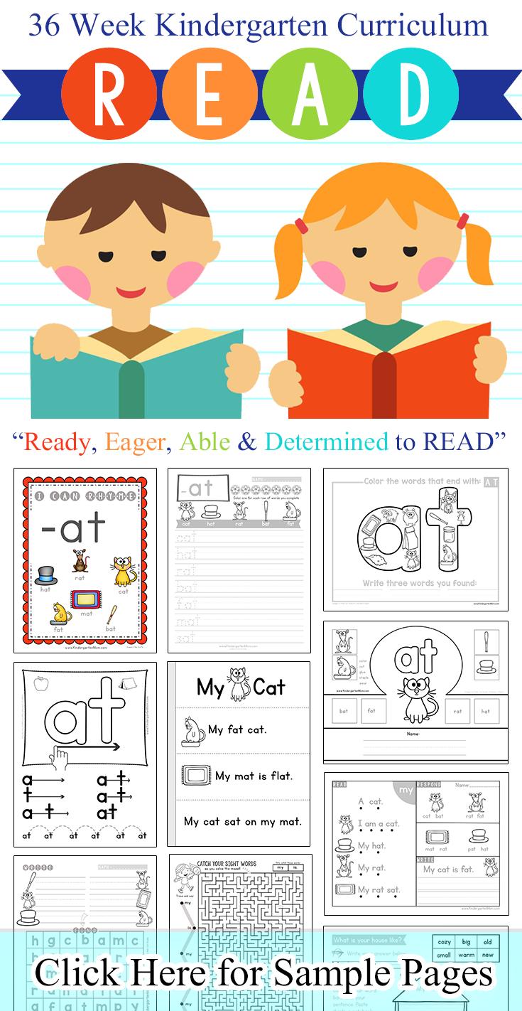 Ap Word Family Printables - Kindergarten Mom - Free Printable Word Family Mini Books