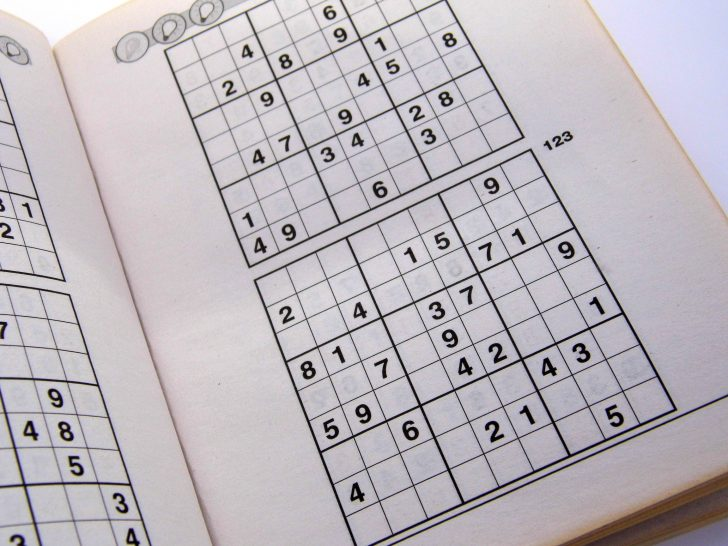 photo relating to Printable Sudoku Puzzles 6 Per Page named totally free printable sudoku 6 for each web site pdf Cost-free Printable