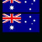 Australia Flag   Free Printable Australia Flag | Preschool Alphabet   Free Printable Murals