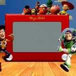 Awesome Toy Story Birthday Invitations Template Free Free Printable   Free Printable Toy Story 3 Birthday Invitations
