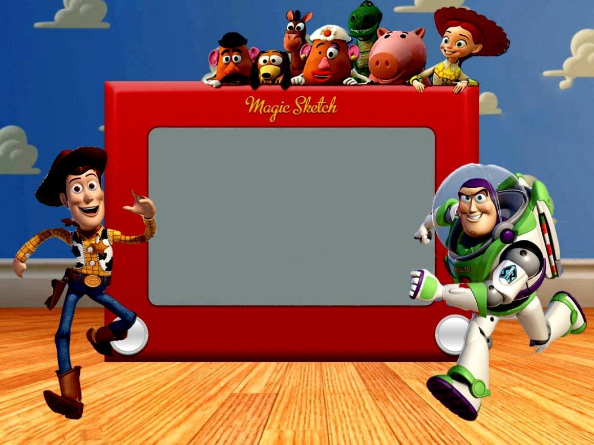 Awesome Toy Story Birthday Invitations Template Free Free Printable - Free Printable Toy Story 3 Birthday Invitations