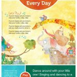 Babies Need Words Every Day: Talk, Read, Sing, Play | Association   Literacy Posters Free Printable