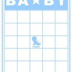 Baby Bingo Template   Kaza.psstech.co   Free Printable Baby Shower Bingo Cards Pdf