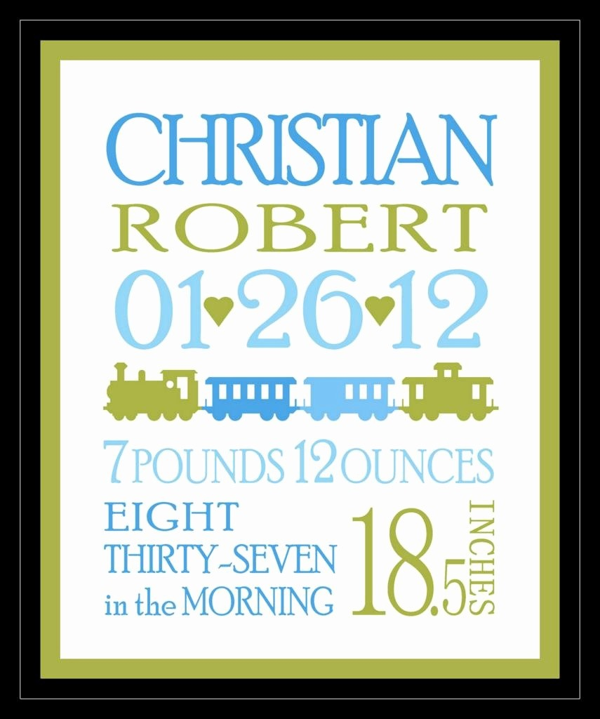 Baby Boy Birth Announcement Template Awesome Full Of Great Ideas - Free Printable Baby Announcement Templates