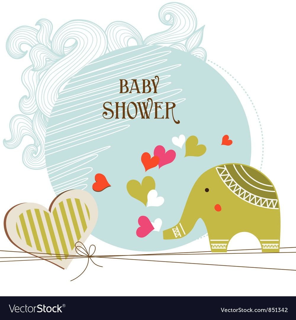 Baby Shower Card Template - Free Printable Baby Shower Cards Templates