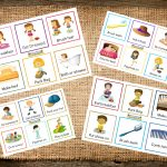 Back To School Routines   Free Printable Cards To Make It Easier   Free Printable Schedule Cards