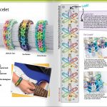 Banda Loom Patterns To Print Out For Free | Sample Pages From   Free Printable Loom Bracelet Patterns