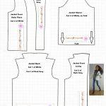 Barbie Dress Patterns Free Printable Pdf   Free Printable Barbie Doll Sewing Patterns Template