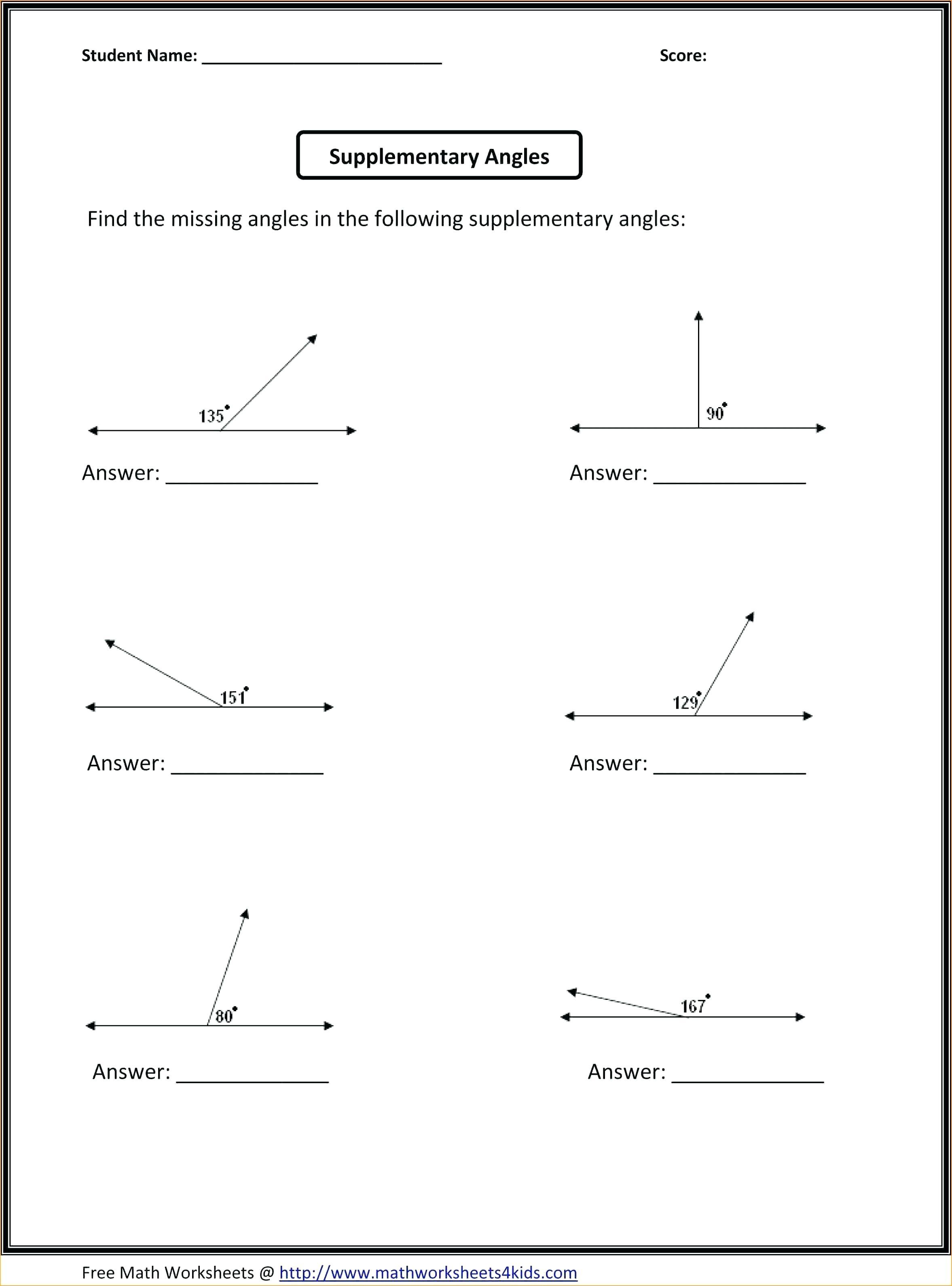 Basic Geometry Worksheets Math Grade Geometry Worksheets - Free Printable Geometry Worksheets For Middle School
