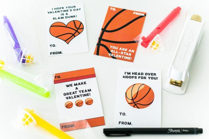Free Printable Basketball Cards