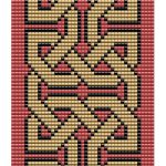 Bead Weaving Loom Patterns Free Free Bead Pattern Celtic | Beading   Free Printable Bead Loom Patterns