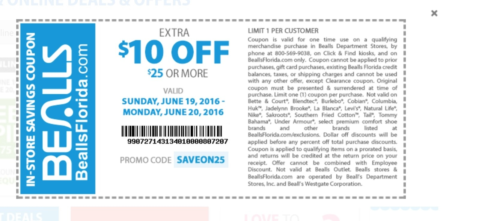 Bealls Coupon Booklet : Target Coupon John Frieda - Free Printable Bealls Florida Coupon