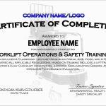 Beautiful Forklift Certification Card Template Free | Best Of Template   Free Printable Forklift License Template