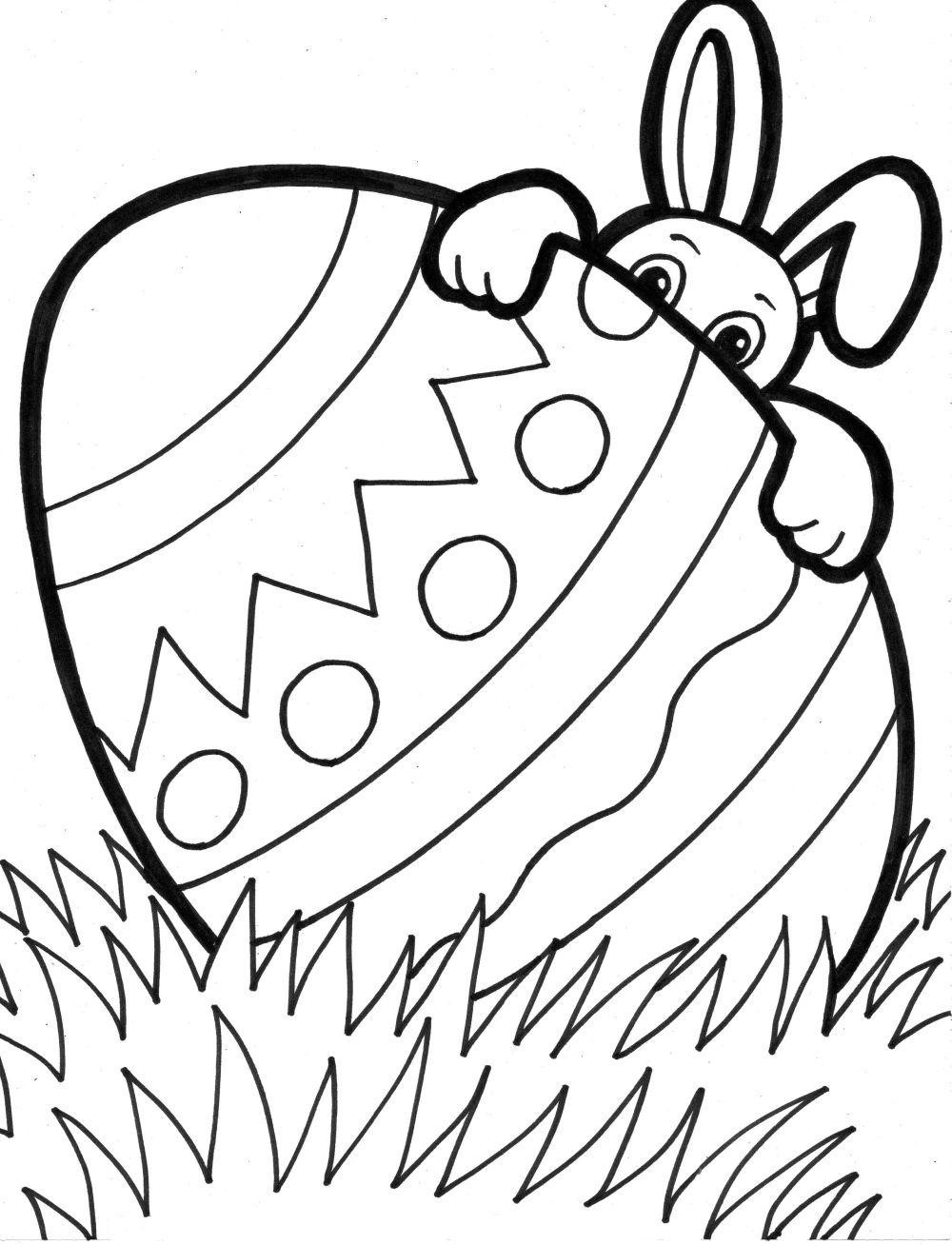 Best 20 Printable Easter Coloring Pages Free - Home Inspiration And - Free Easter Color Pages Printable