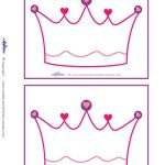 Blank Printable Crown Invitations Coolest Free Printables | Birthday   Free Printable Crown