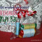 Blog | Crystalandcomp   Free Printable Christmas Candy Bar Wrappers