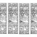 Bookmark Coloring Pages Bookmark Coloring Pages Free Printable   Free Printable Dragon Bookmarks