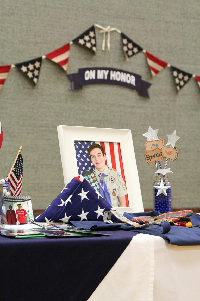 Bsa Eagle Court Of Honor {Free Printables} – Tip Junkie - Eagle Scout Cards Free Printable