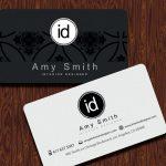 Business Card Maker Online Free Printable Elegant Business Card   Online Business Card Maker Free Printable