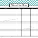 Calorie Log Printable   Tutlin.psstech.co   Free Printable Calorie Counter Journal