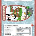 Candy Bar Wrapper Printable | Christmas Printables 7 | Candy Bar   Free Printable Christmas Candy Bar Wrappers