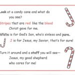 Candy Cane Poem | Christmas Cards | Candy Cane Poem, Candy Cane   Free Printable Candy Cane Poem