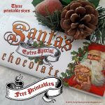 Can't Find Substitution For Tag [Post.body]  > Free Santa Claus   Free Printable Christmas Candy Bar Wrappers