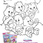 Care Bears Wonderheart Printable Friendship Day Coloring Page   Free Printable Bff Coloring Pages