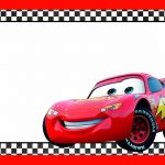 Cars Lightning Mcqueen Printable Template | Cars Birthday In 2019   Free Printable Car Template