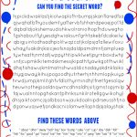 Cat In The Hat Word Search Free Printable Dr. Seuss Birthday   Free Printable Cat In The Hat Pictures