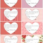 Catholic Valentine Cards: Free Printables!   California To Korea   Free Printable Valentines Day Cards For Her