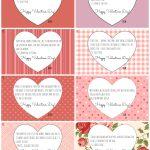 Catholic Valentine Cards: Free Printables!   California To Korea   Valentine Free Printable Cards