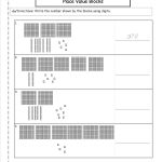 Ccss 2.nbt.3 Worksheets. Place Value Worksheets Read And Write Numbers   Free Printable Base Ten Block Worksheets