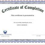 Certificate Free Printable   Tutlin.psstech.co   Free Printable Blank Certificate Templates