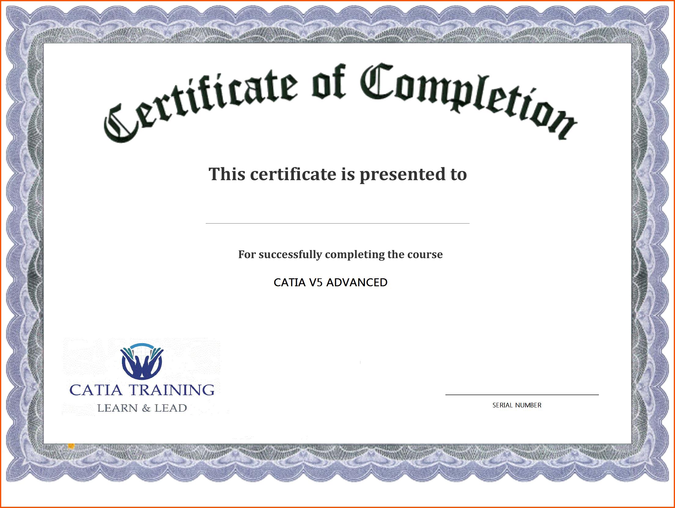 Certificate Free Printable - Tutlin.psstech.co - Free Printable Certificates
