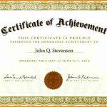 Certificate Template Free Printable | Ellipsis   Free Printable Certificates